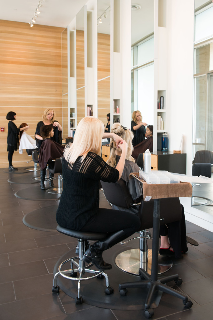 Downtown austin day spa located in 2nd street district for 2nd street salon